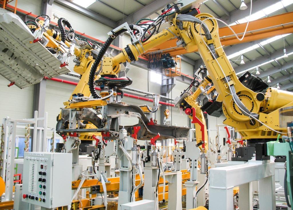 industry 4.0 industrial robot